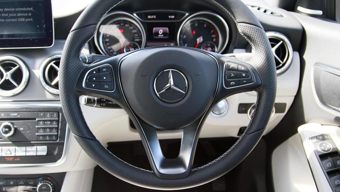 Mercedes Benz Cla 200 2016 Review Carsguide