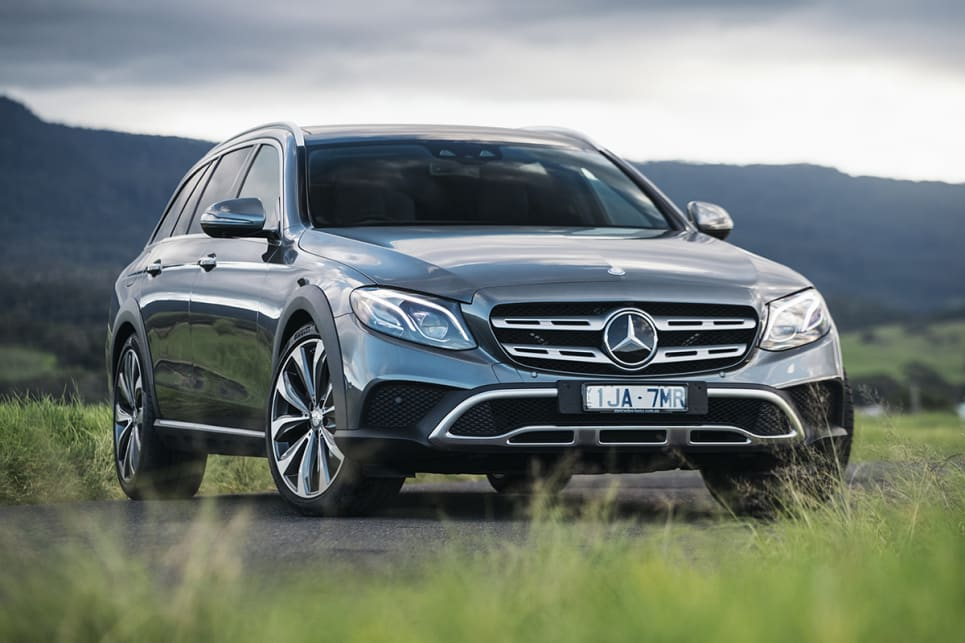 mercedes-benz e-class e220 all-terrain 2017 review | carsguide
