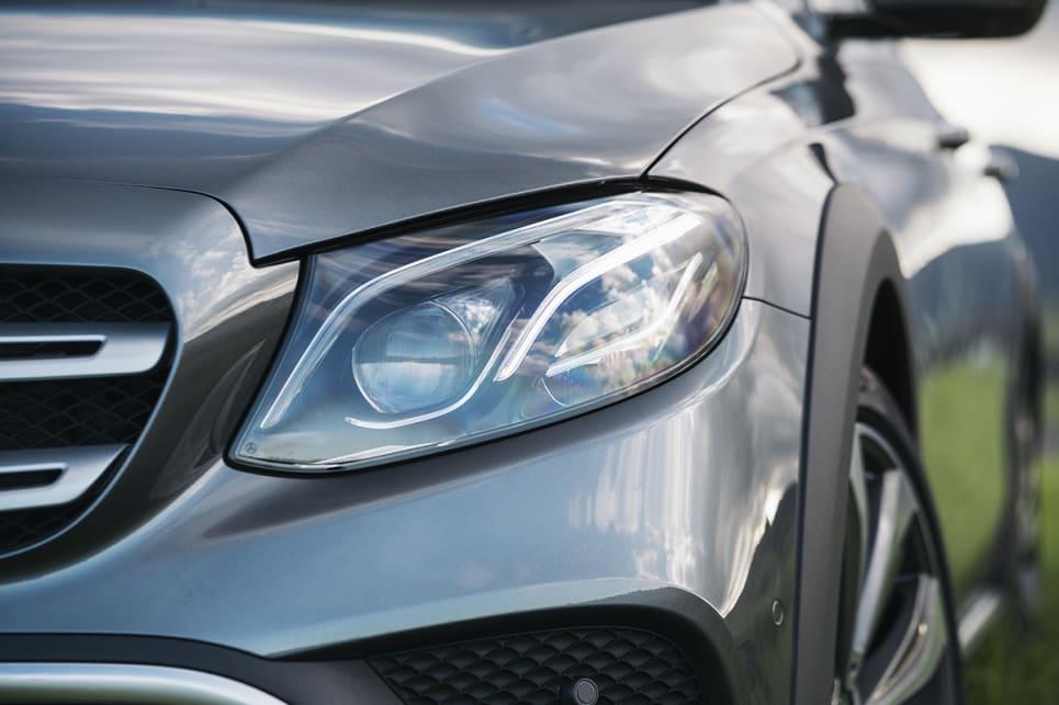 Mercedes-Benz E-Class E220 All-Terrain 2017 review | CarsGuide