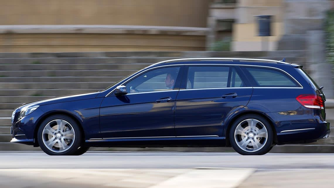Mercedes Benz E400 Estate 2014 Review