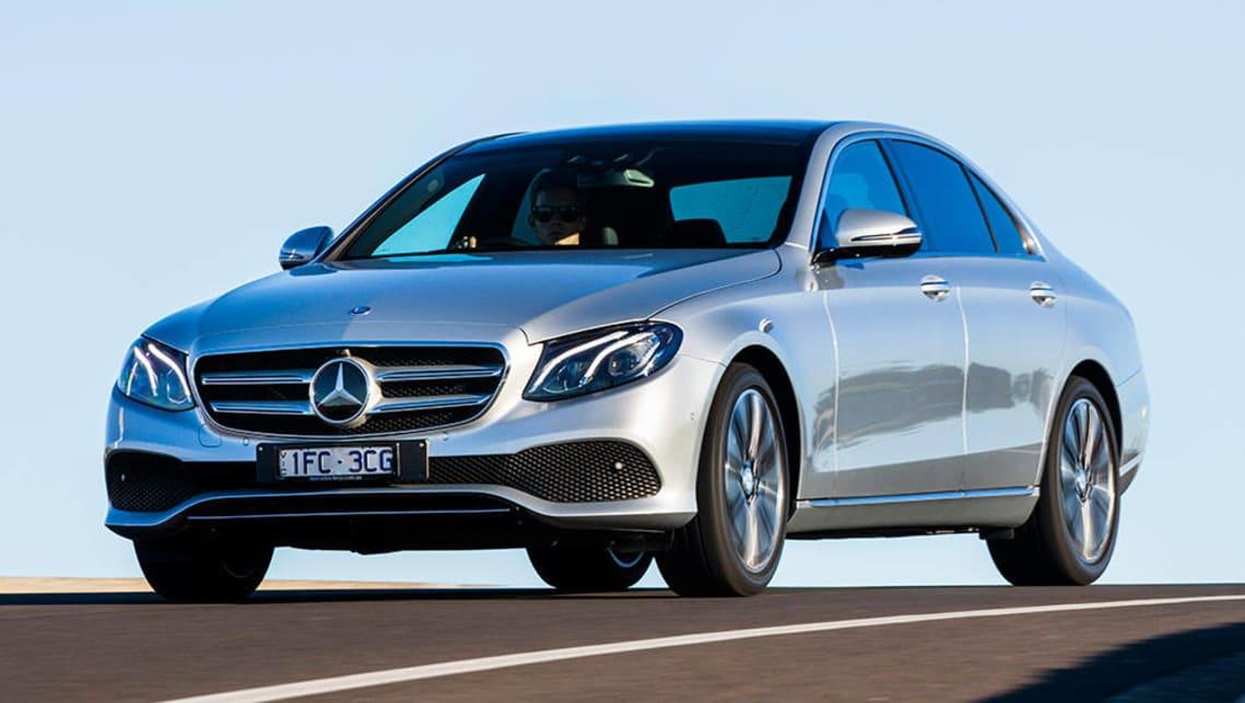 Silver Star Mercedes >> Mercedes-Benz E200 2016 review | snapshot | CarsGuide