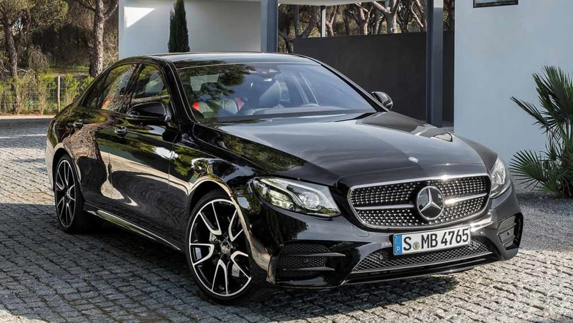 Mercedes Benz E350e Hybrid And Mercedes Amg E43 4matic 2017 New
