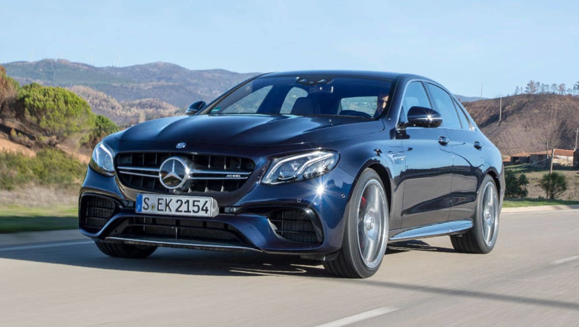 Mercedes amg e63 s 2017 review first drive carsguide for How much is a mercedes benz 2017