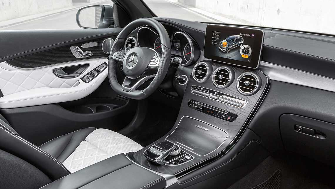 mercedes-benz glc 2016 review | carsguide