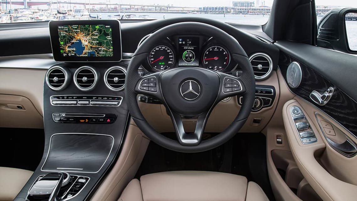 Mercedes Benz Glc 250 And 220d 2016 Review Carsguide