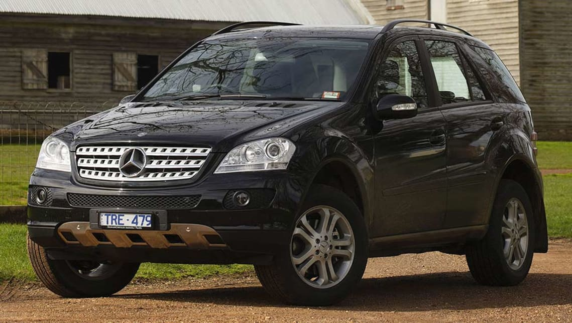 mercedes benz ml350 used review 2005 2010 carsguide