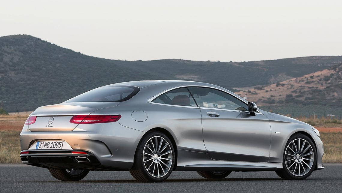 Mercedes benz s class 2015 review carsguide for Mercedes benz s class coupe price