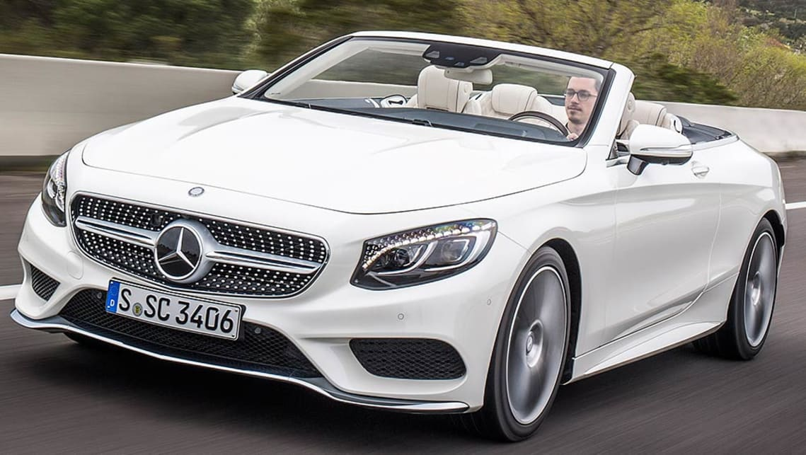 2016 mercedes benz s class cabriolet review first drive for Mercedes benz c500