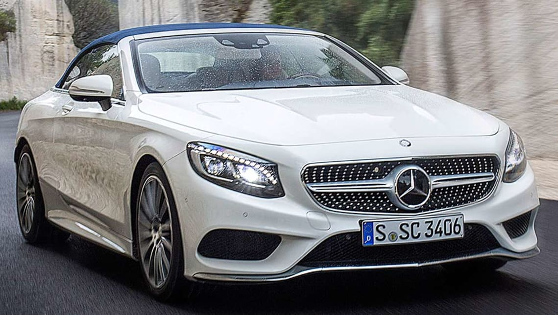 mercedes benz s class cabriolet 2016 review carsguide. Black Bedroom Furniture Sets. Home Design Ideas