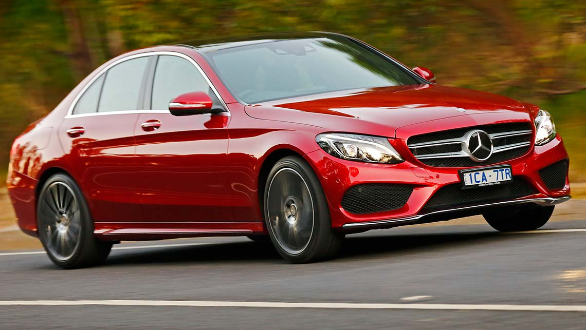 Mercedes benz c class 2014 review carsguide - Mercedes c class coupe 2014 review ...