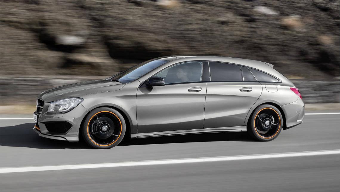 2015 mercedes benz cla shooting brake revealed car news for Mercedes benz cla 2 door