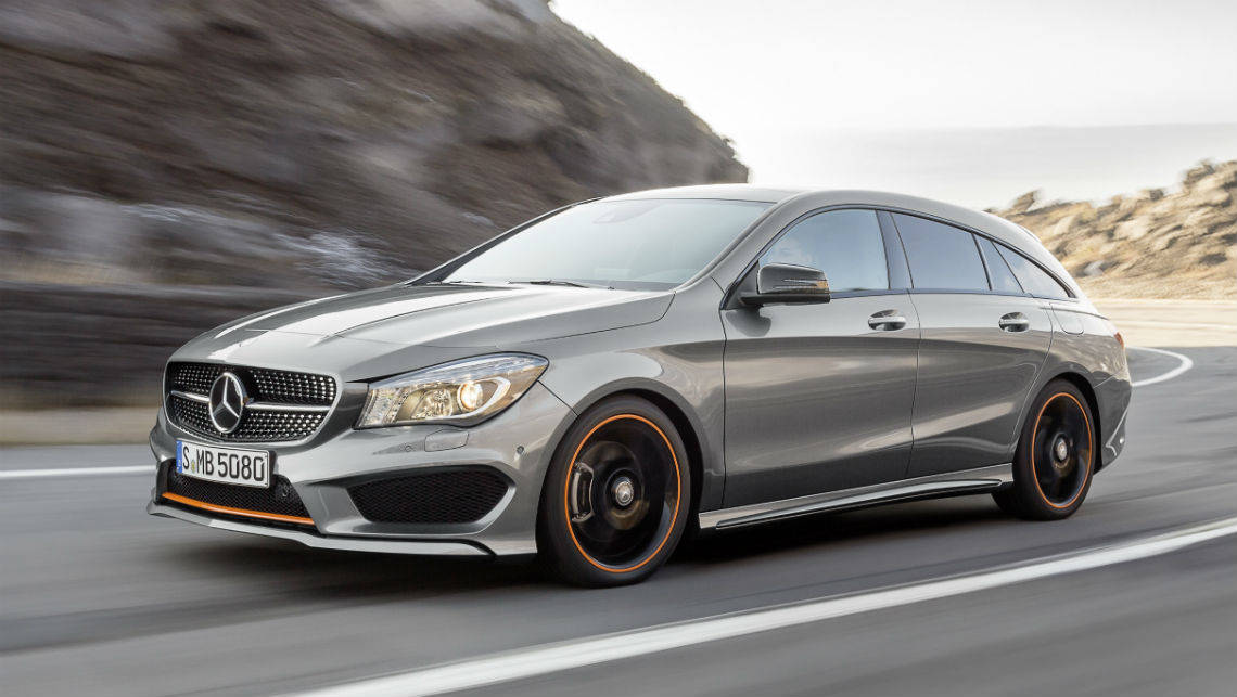 2015 mercedes benz cla shooting brake review first drive