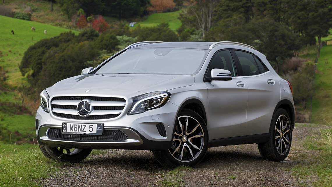 2015 mercedes benz gla 250 review carsguide. Black Bedroom Furniture Sets. Home Design Ideas