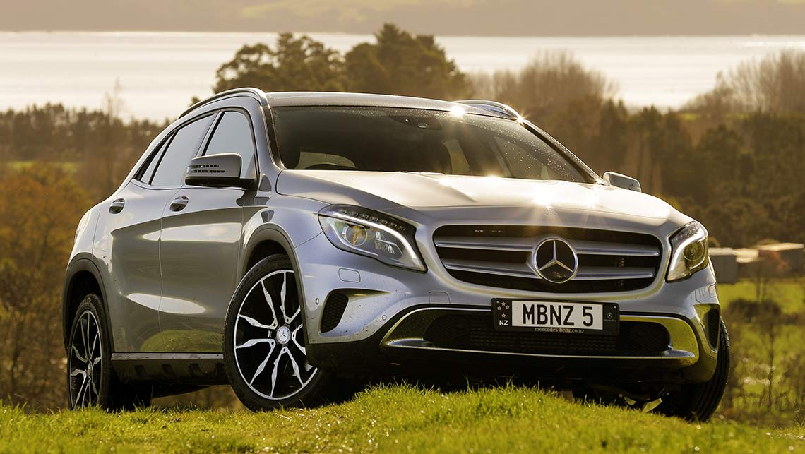Mercedes benz gla 250 2015 review carsguide for Mercedes benz gla 2015 price