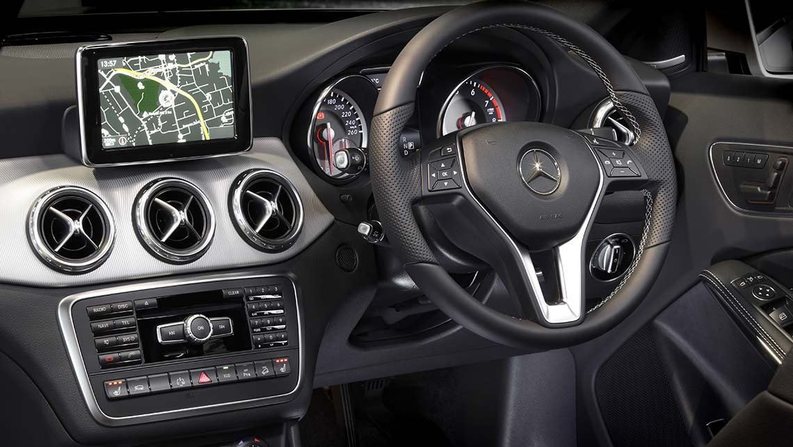 2015 mercedes benz gla 250 review carsguide for Mercedes benz gla class 250