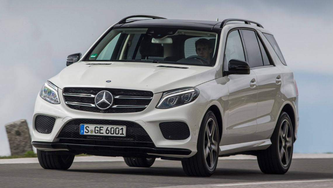 Mercedes Ml350 Price 2017 >> 2016 Mercedes-Benz GLE | new car sales price - Car News | CarsGuide