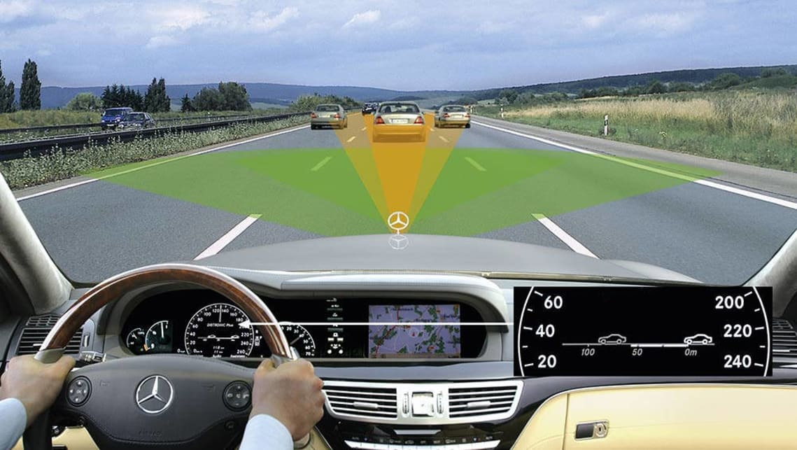 What Is Autonomous Emergency Braking Or Aeb Car Advice