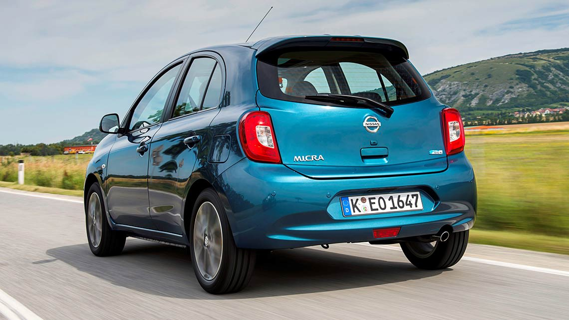 2015 Nissan Micra Review First Drive Carsguide
