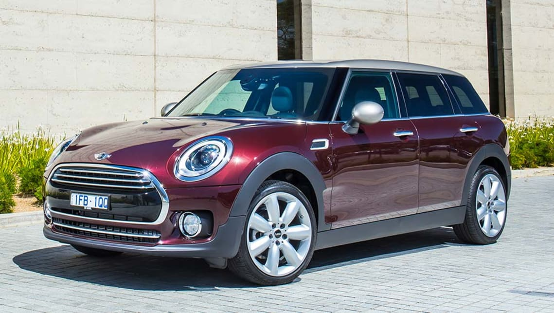 mini clubman 2016 review carsguide. Black Bedroom Furniture Sets. Home Design Ideas