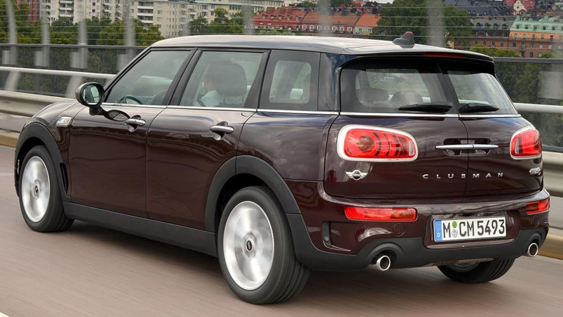 mini clubman 2015 review carsguide. Black Bedroom Furniture Sets. Home Design Ideas