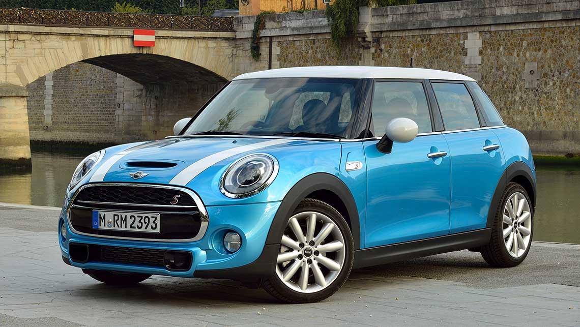 2015 mini cooper 5 door new car sales price car news carsguide. Black Bedroom Furniture Sets. Home Design Ideas