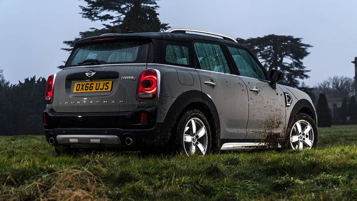 mini countryman 2017 review carsguide. Black Bedroom Furniture Sets. Home Design Ideas