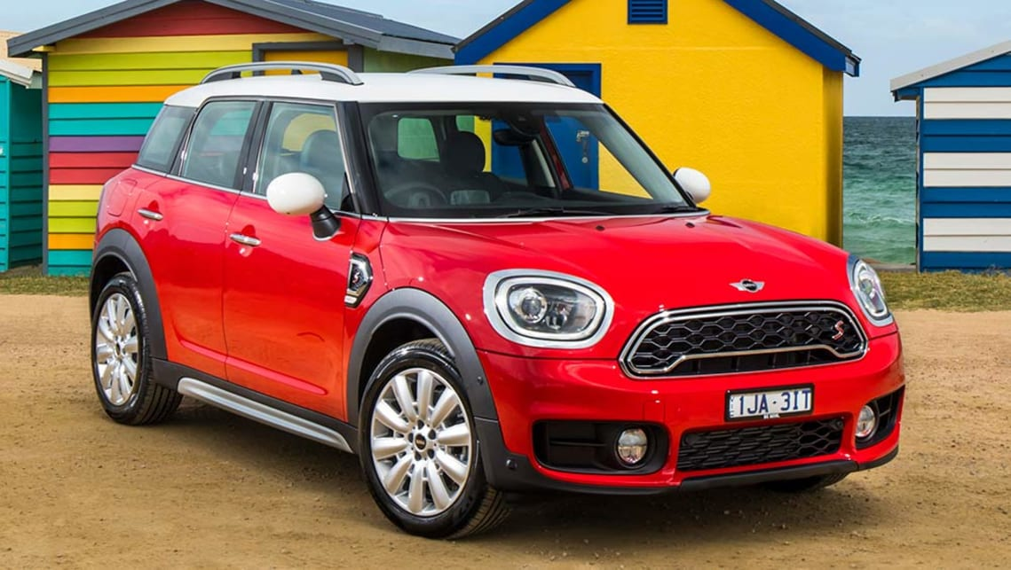 mini countryman cooper s 2017 review: snapshot | carsguide