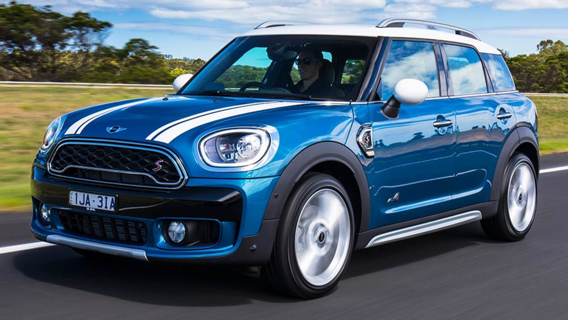 mini countryman cooper sd all4 2017 review: snapshot | carsguide