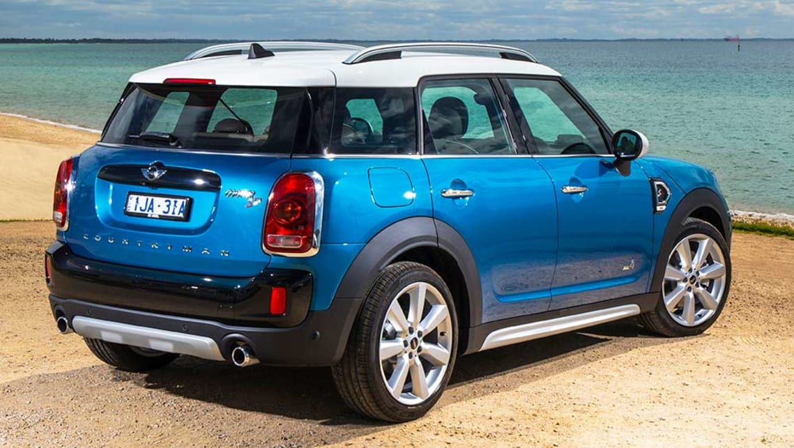 mini countryman cooper sd all4 2017 review snapshot carsguide. Black Bedroom Furniture Sets. Home Design Ideas