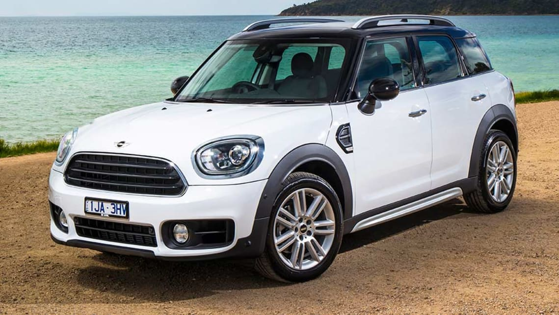 Mini Countryman Cooper 2017 Review Snapshot Carsguide