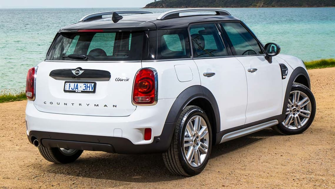 Mini Countryman Cooper 2017