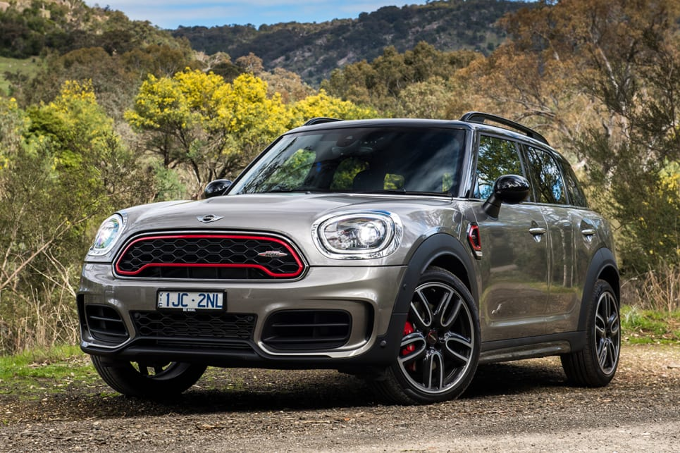 The Countryman is one of those cars that generates plenty of column inches.