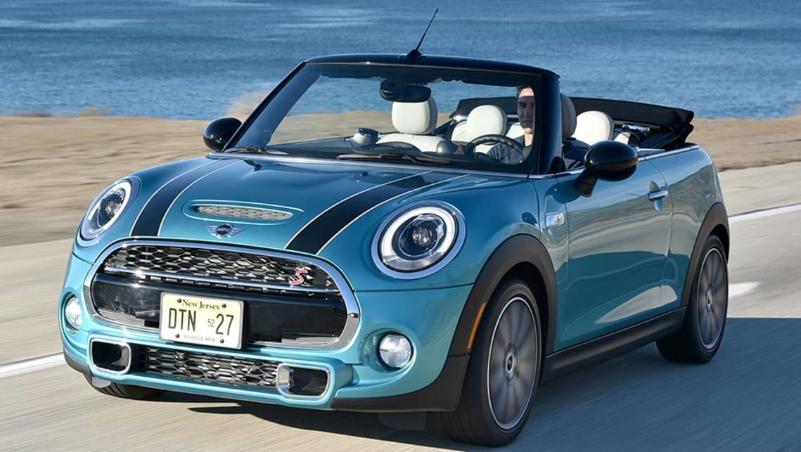 Mini Convertible 2016 Review Carsguide