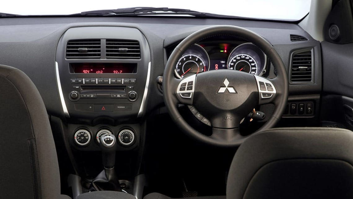 mitsubishi asx review   carsguide