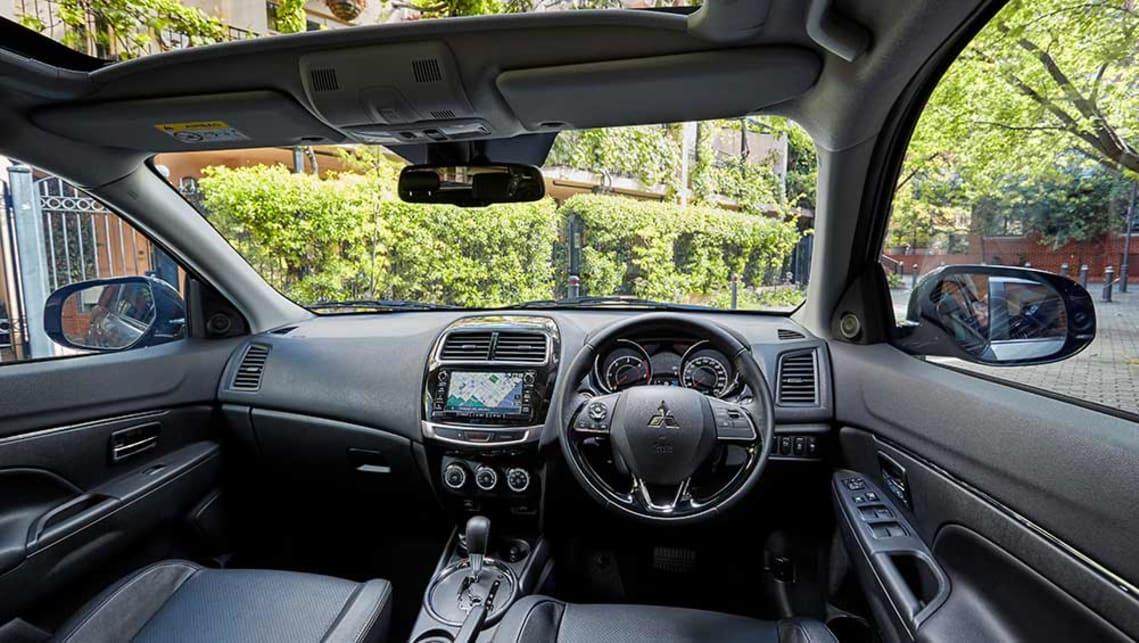 2018 Discovery Sport Interior >> 2017 Mitsubishi ASX | new car sales price - Car News ...
