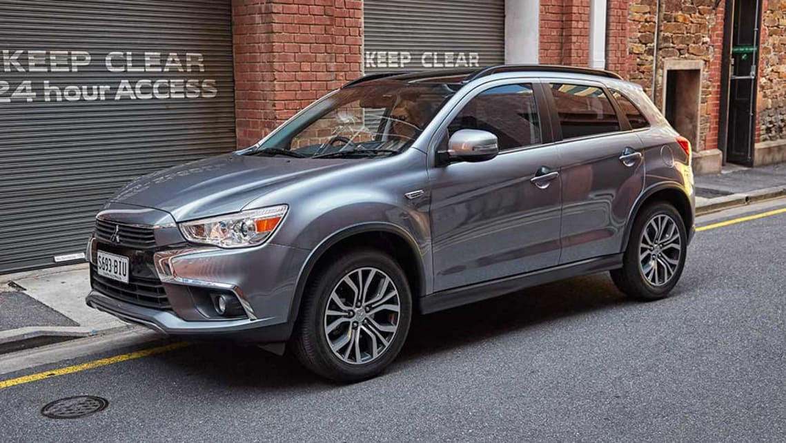 2017 Mitsubishi Asx New Car Sales Price Car News