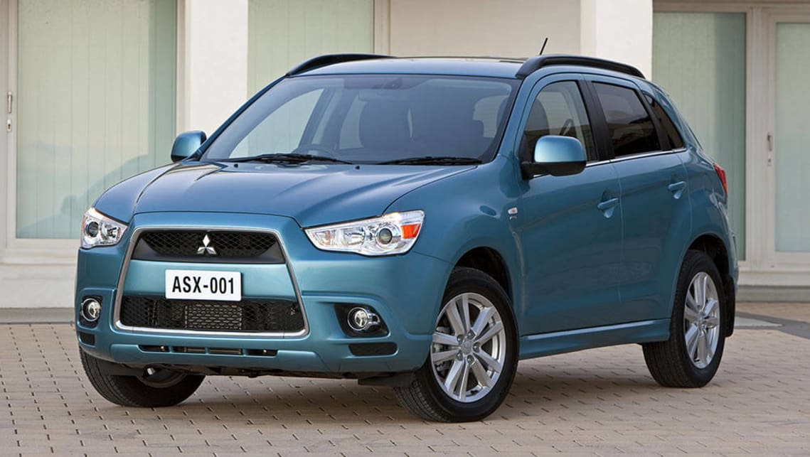 Used Mitsubishi Asx Review 2010 2016 Carsguide