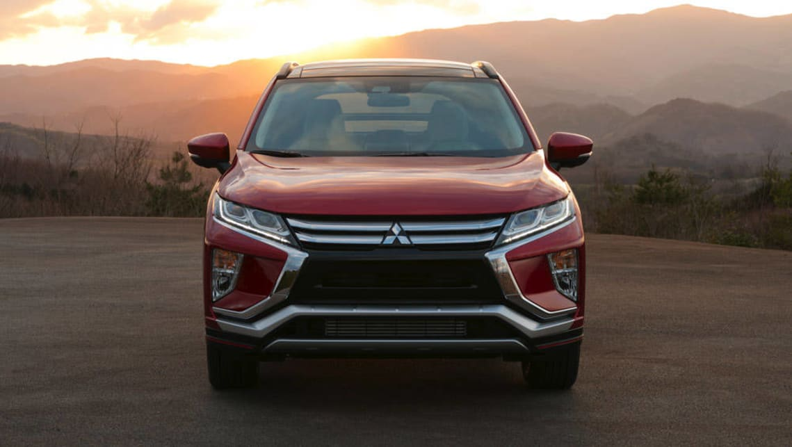 Mitsubishi Eclipse 2015 >> 2017 Mitsubishi Eclipse Cross Previewed Car News Carsguide