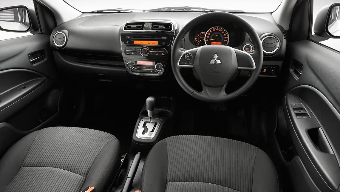 mitsubishi mirage 2014 review carsguide