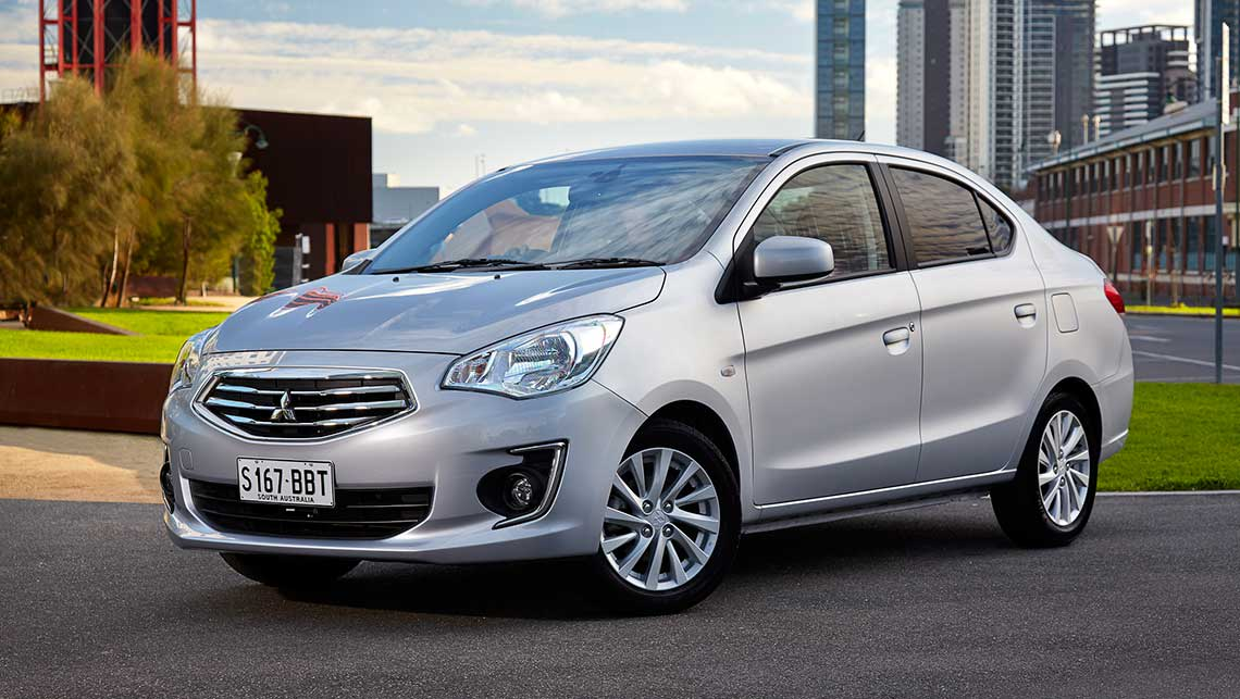 Mitsubishi Mirage Review Carsguide