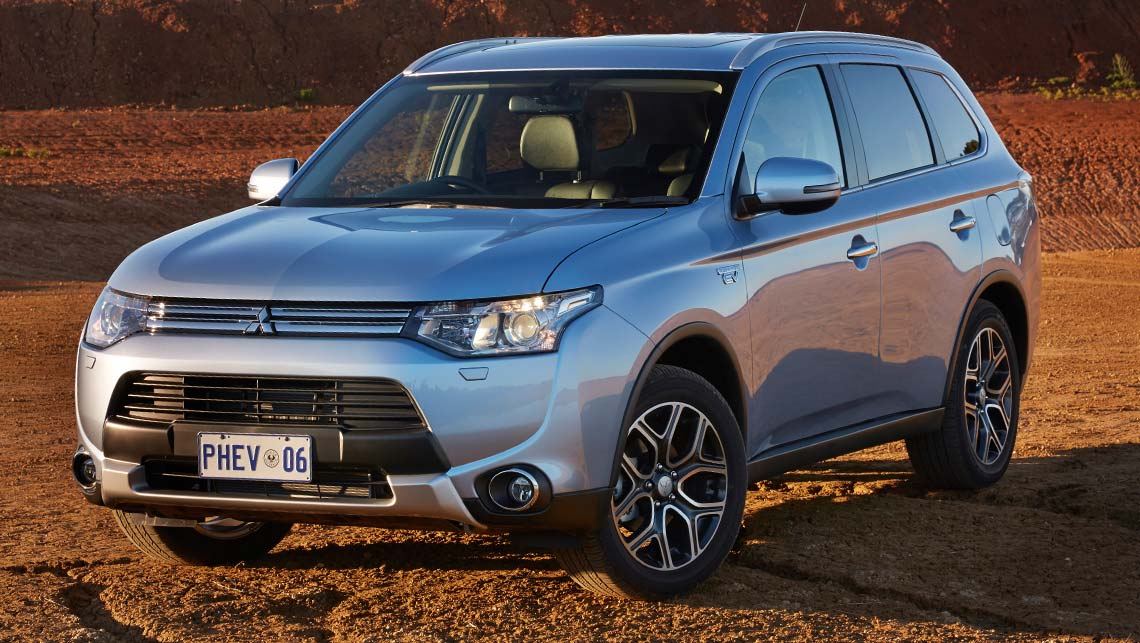 mitsubishi outlander plug in hybrid 2014 review carsguide. Black Bedroom Furniture Sets. Home Design Ideas