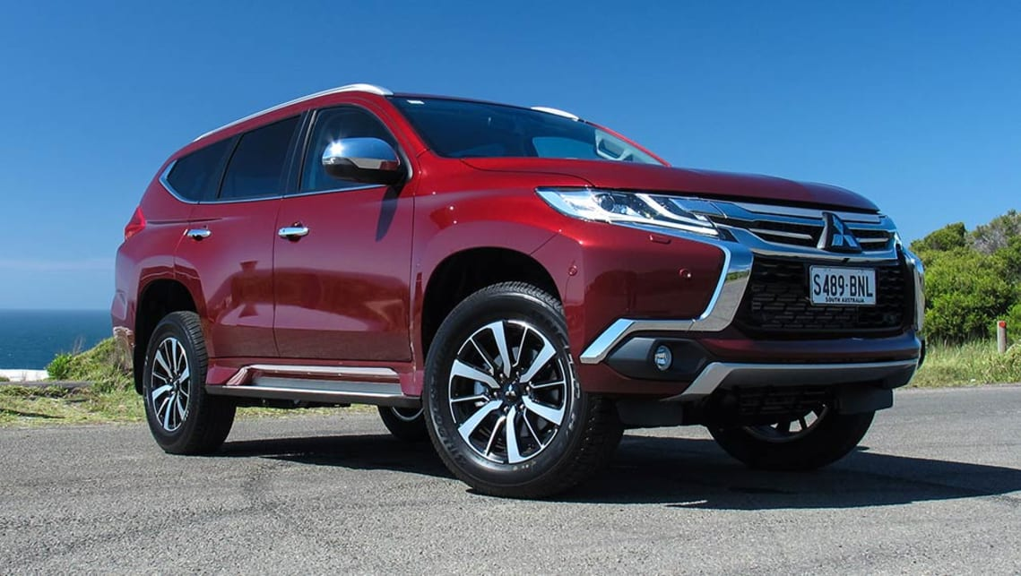 Mitsubishi Pajero Sport Exceed 7 Seat 2017 Review Carsguide