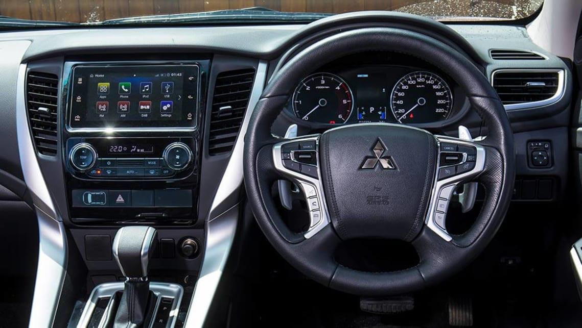 Holden Trailblazer, Toyota Fortuner and Mitsubishi Pajero Sport 2016 review   CarsGuide