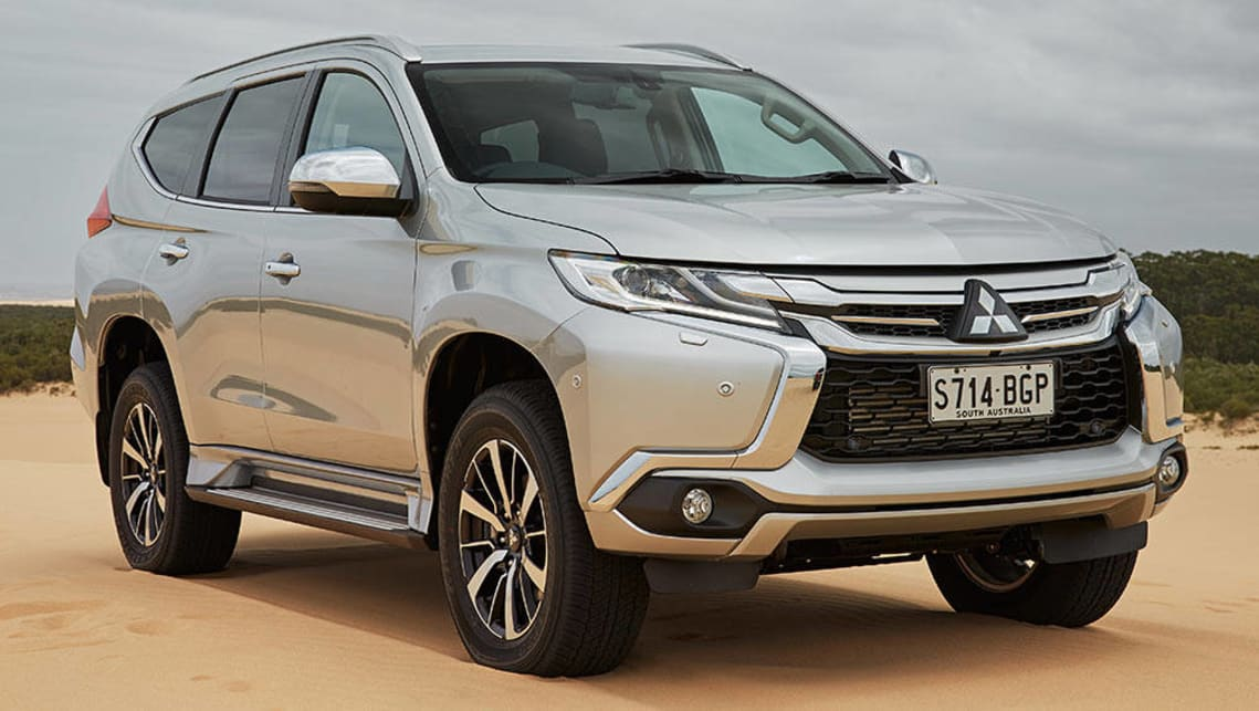 2015 mitsubishi pajero sport review carsguide. Black Bedroom Furniture Sets. Home Design Ideas