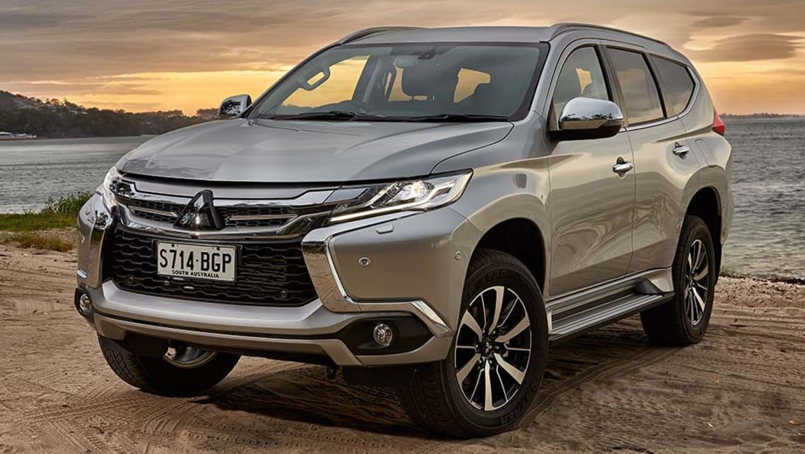 Mitsubishi exceed 2016