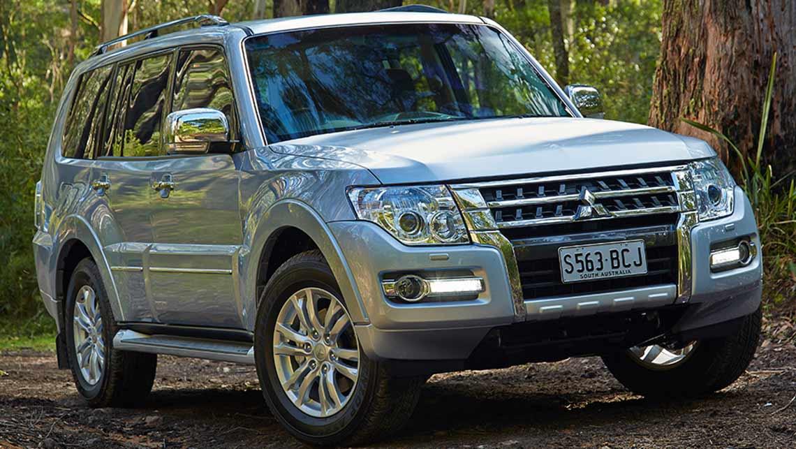mitsubishi pajero 2015 review carsguide