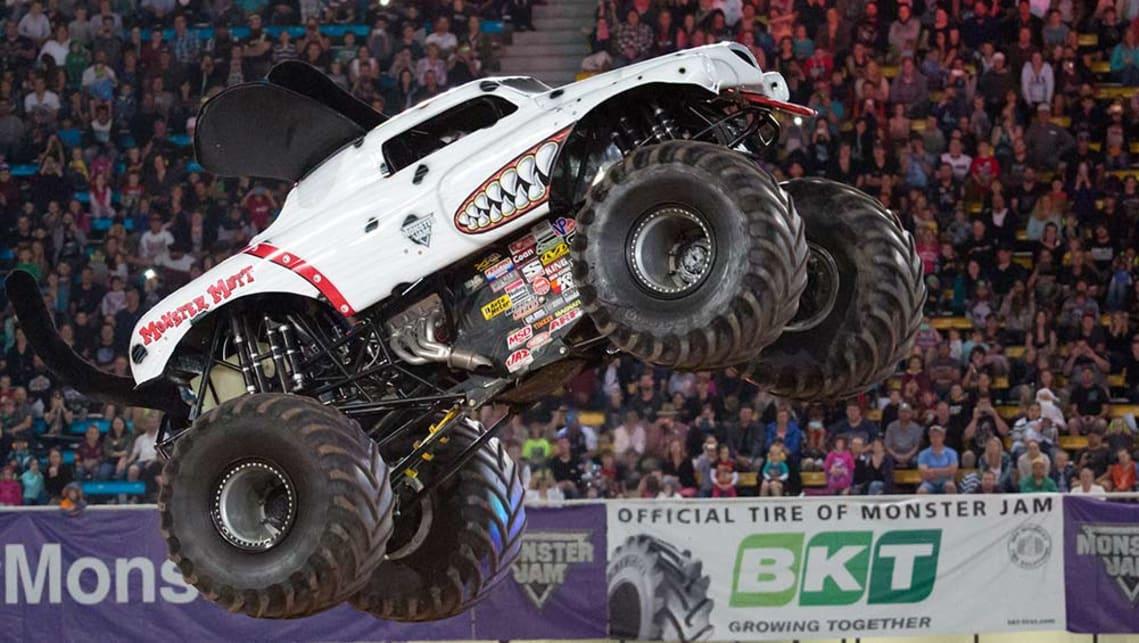 Monster Jam Monster Truck Review Carsguide
