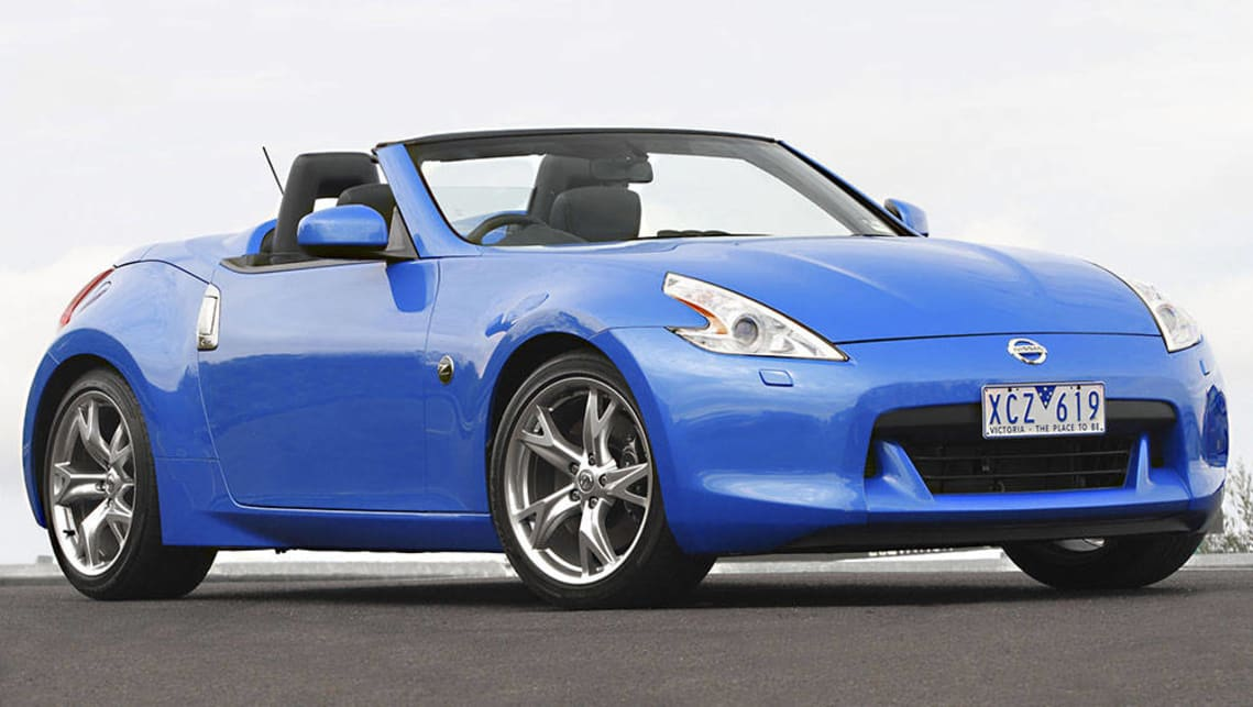 nissan 350z and 370z used review 2003 2015 carsguide. Black Bedroom Furniture Sets. Home Design Ideas