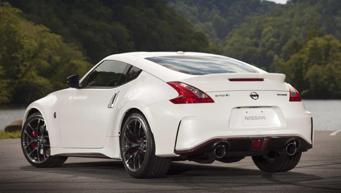 nissan 370z nismo likely to launch down under car news. Black Bedroom Furniture Sets. Home Design Ideas