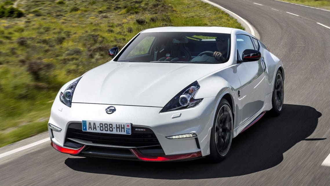 nissan 370z nismo likely to launch down under car news carsguide. Black Bedroom Furniture Sets. Home Design Ideas